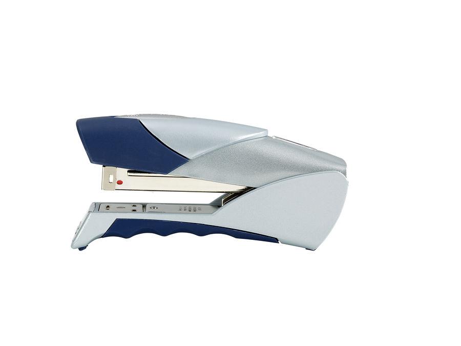 Степлер Rexel Gazelle до 25 листов скобы 24/6 черный 2100010