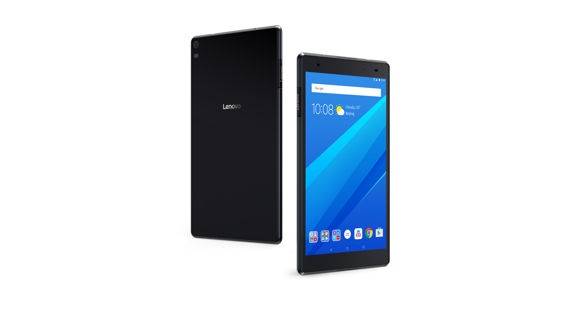 02_TAB4_8inch_Plus_Hero_Thin_and_light_Home_Screen_Fill_LTE_Black